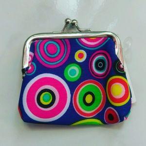 Handbags - Cute Pretty Circle Color Little Coin Purses